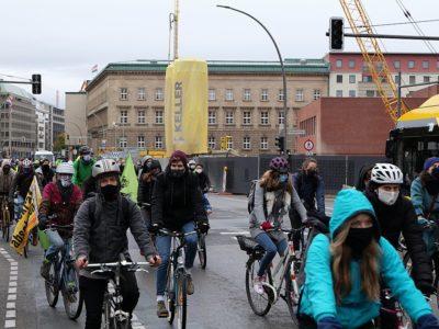 Students for Future: Ohne Kerosin Nach Berlin
