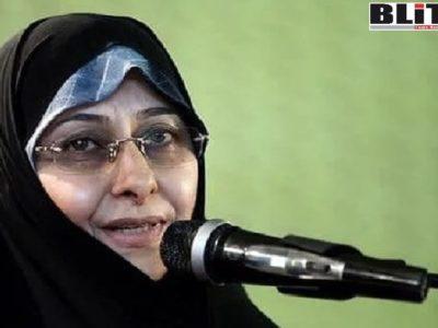 Iranian-regimes-Vice-President-Ansieh-Khazali-support-child-marriage