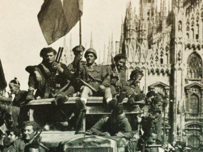 25 aprile a Milano rit