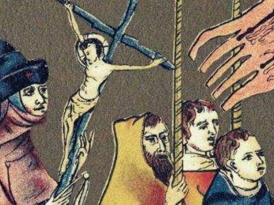 Parte de la portada del libro 'Covid-19. La respuesta autoritaria y la estrategia del miedo'