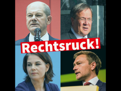Oskar Lafontaine zur Bundestagswahl: Rechtsruck