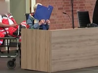 Der Hundertjährige, der vor Gericht steht