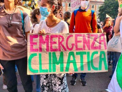 emergenza climatica Comune info