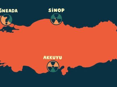 centrali nucleari turchia