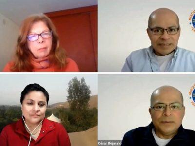 Perú: Entrevistas en apoyo a la Marcha