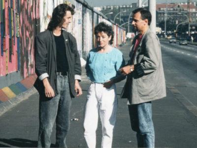 Die Stiftung Berliner Mauer trauert um Christine Maclean
