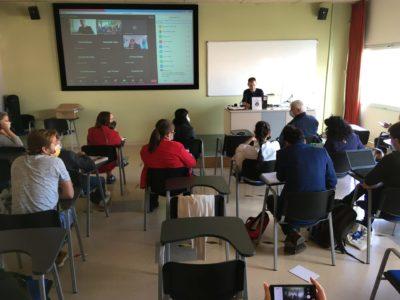 Workshop zu gewaltfreiem Journalismus auf dem Internationalen Friedenskongress