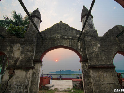 The Northbrook Gate or Gateway of Assam. Wikimedia Commons