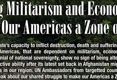 ZOOM WEBINAR US Peace Council