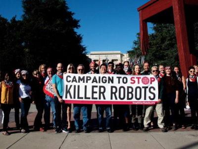 killer robots campaign