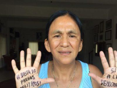 Argentinien: die politische und gerichtliche Verfolgung von Milagro Sala und Mitgliedern von Tupac Amaru reisst nicht ab